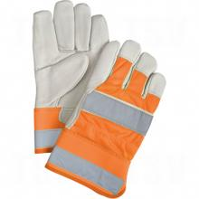 195dc72341c77 Zenith Safety Products Canada SEK237 - Superior Quality High-Viz Grain  Cowhide Fitters ThinsulateTM-